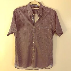 Ted Baker Short-Sleeve Shirt